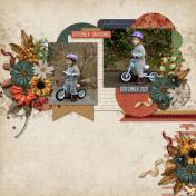 Snapshots of september