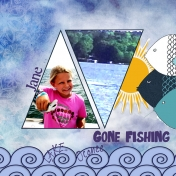 Jane on Lake Oconee