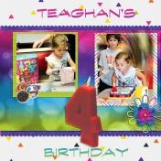 Teaghan's 4th
