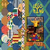 Lego King