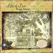 Lake of Love, Brugge