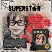 Superstar!