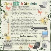 My Jobs