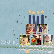 Zakkary's Birthday