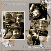 The Williams Boys