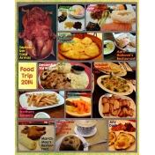 2014 food trip