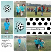 Soccer Memories.