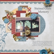 Stained Glass Memory