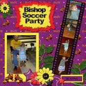 Bishop Soccer Party