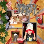 Zackary's Birthday Party