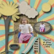 Taylor at Play 2