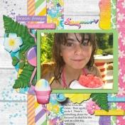 Sno Cone Summer
