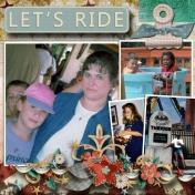 Six Flags Over Texas 2001