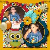 My Birthday Girl
