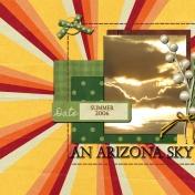 An Arizona Sky