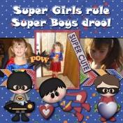 Super Girls Rule