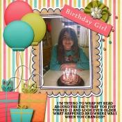 Birthday Girl 3