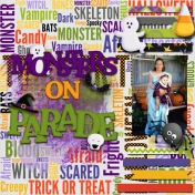 Monsters On Parade