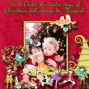The Magical Twelve Days of Christmas