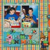 Zack's Birthday 2002