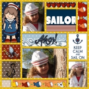 Ahoy Little Sailor