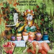Goddess of the Farmer's Market