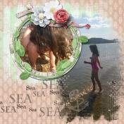 Swimming In My Heart's Ocean