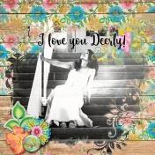 Luv U Deerly