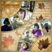 Autumn's Painting
