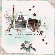 Paris- Tour Eiffel