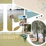 Lac- Forêt d'Orient