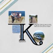 K comme kilomètres