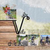 V comme vélo