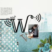 W comme Wifi
