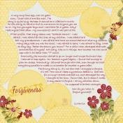 Secrets and Forgiveness
