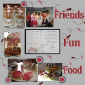 Friends Bunco Theme