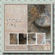 Story Time- Aboriginal Rock Art