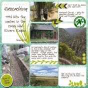 Geocaching- Oxley Wild Rivers