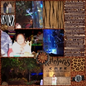 Family Album 2004: Rainforest Cafe, Page 2