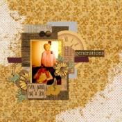 Family Album: Generations- Paternal Grandparents