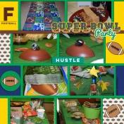 Family Album 2016: Super Bowl Party, Page 02
