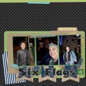 Family Album 2016: Six FLags