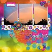 Family Album 2016: Genesis 9:13