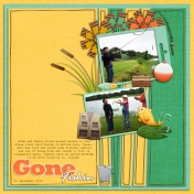Family Album 2016: Gone Fishin'