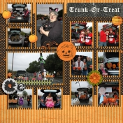 Family Album 2015: Trunk-Or-Treat, Page 1