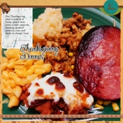 Family Album 2015: Thanksgiving Dinner