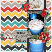 Family Album 2013: Pumpkin Pie Spice Coffee