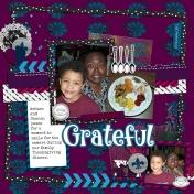 Family Album 2011: Grateful