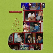 Family Album 2015: Christmas Day