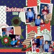 Family Album 1999: Christmas 1999